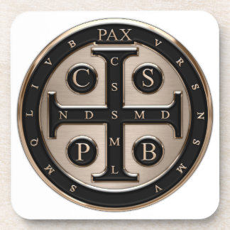 St. Benedict Medal Coaster