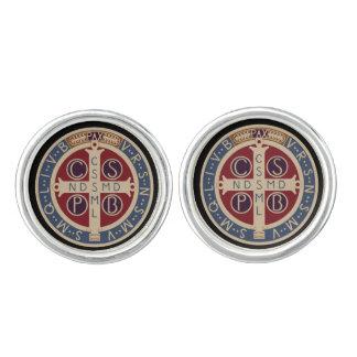 St. Benedict Medal Cufflinks
