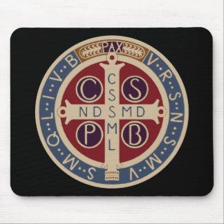 St. Benedict Medal Mousepad