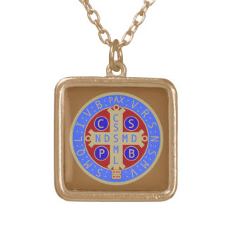 St. Benedict Medal Necklace