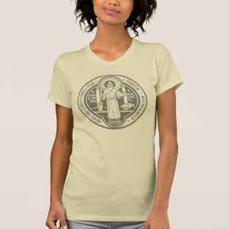 ST BENEDICT MEDAL T SHIRTS
