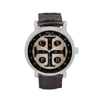 St. Benedict Medal Watches