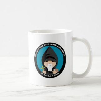 St Benedict of Nursia Coffee Mug