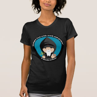 St Benedict of Nursia T-Shirt