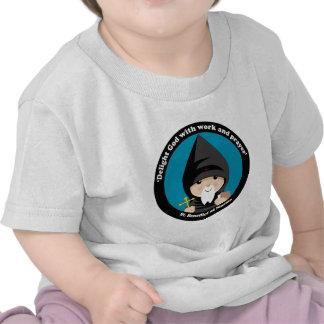 St Benedict of Nursia Shirt