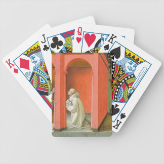 St. Benedict Orders St. Maurus to the Rescue Card Deck