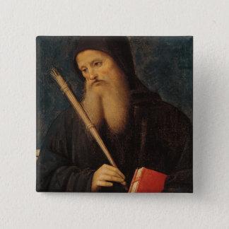 St. Benedict Pinback Button