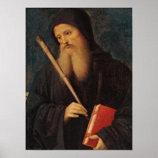 St. Benedict Poster