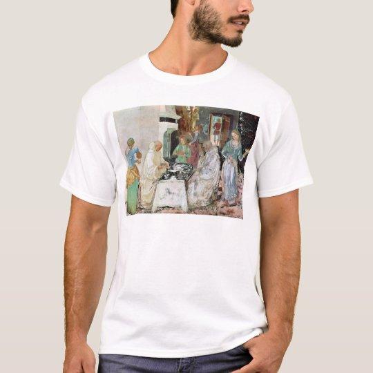 St. Benedict receiving hospitality T-Shirt