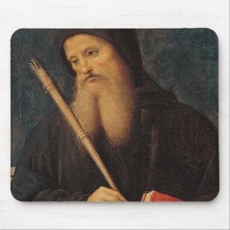 St. Benedicto Alfombrillas De Raton