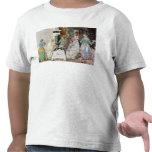 St. Benedicto que recibe hospitalidad Camiseta