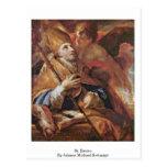 St. Benno de Juan Michael Rottmayr Postal