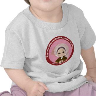 St. Bernadette Soubirous Camiseta