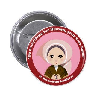St Bernadette Soubirous Pin