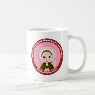 St. Bernadette Soubirous Taza De Café