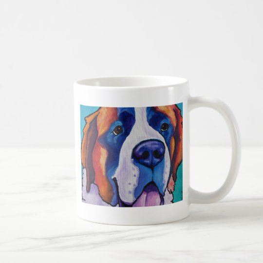 St Bernard 1 Coffee Mug