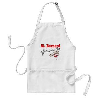 St. Bernard Adult Apron