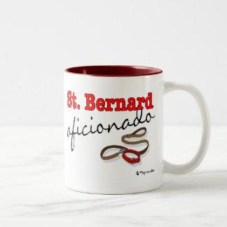 St. Bernard Aficionado Mugs