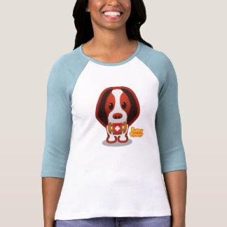 St Bernard del ártico Camiseta