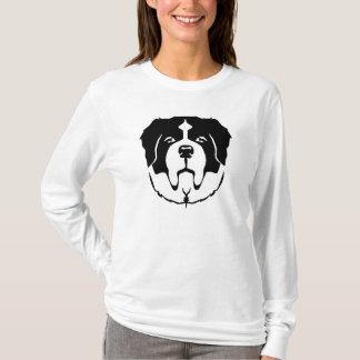 St. Bernard face T-Shirt
