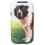 St Bernard Galaxy S3 Funda