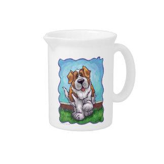 St. Bernard Gifts & Accessories Beverage Pitchers