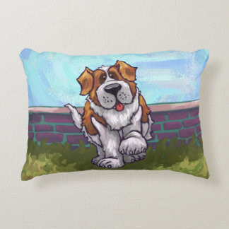 St. Bernard Gifts & Accessories Decorative Pillow
