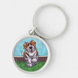 St. Bernard Gifts & Accessories Keychain