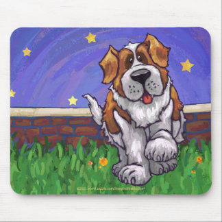 St. Bernard Gifts & Accessories Mouse Pad