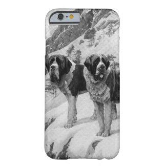 St. Bernard iPhone 6 case