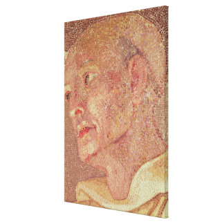 St. Bernard of Clairvaux  from Crypt St. Peter Canvas Print