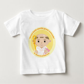 St. Bernard of Clairvaux Infant T-shirt