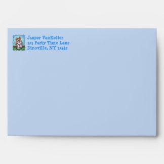 St Bernard Party Center Envelopes