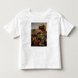 St. Bernard Preaching the Second Crusade Tshirts