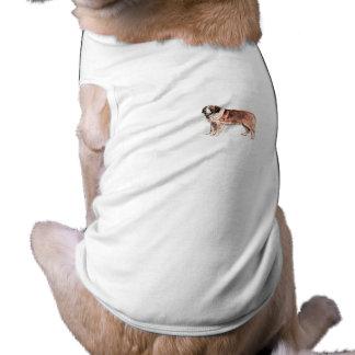 St Bernard Camisetas De Perro