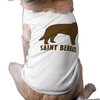 St Bernard Camisa De Perro