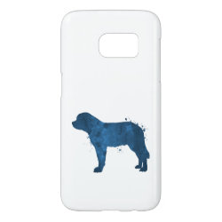 Case-Mate Barely There Samsung Galaxy S7 Case with Saint Bernard Phone Cases design