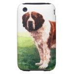 St Bernard Tough iPhone 3 Protector