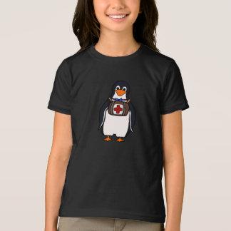 St Bernard's Penguin Girls T-Shirt