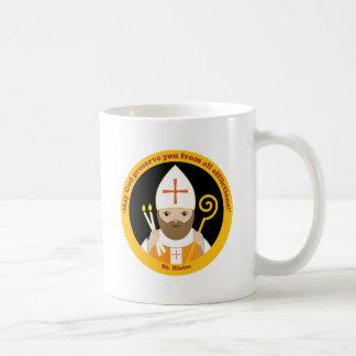 St. Blaise Coffee Mug