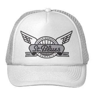 St Blues Baseball Cap Trucker Hat