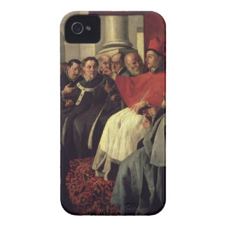 St. Bonaventure (1221-74) at the Council of Lyons iPhone 4 Case