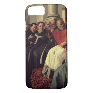St. Bonaventure (1221-74) at the Council of Lyons iPhone 8/7 Case