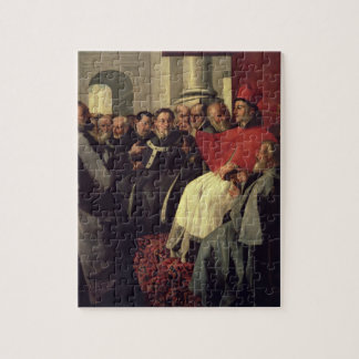 St. Bonaventure (1221-74) at the Council of Lyons Puzzles