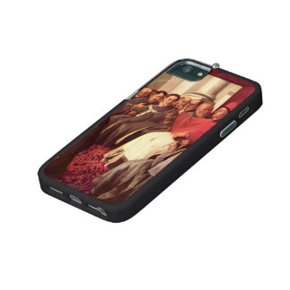 St. Bonaventure at Council by Francisco Zurbaran iPhone 5 Cover