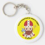 St Boniface Llaveros Personalizados