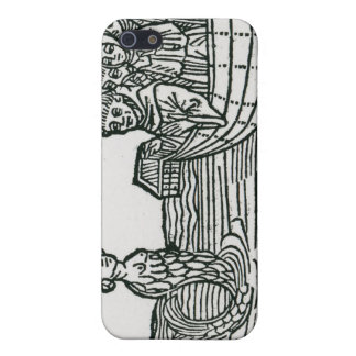 St. Brendan and the Siren Case For iPhone SE/5/5s