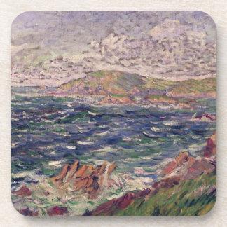 St. Briac, 1885 (oil on canvas) Coaster