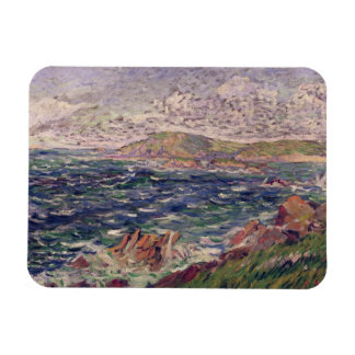 St. Briac, 1885 (oil on canvas) Magnet