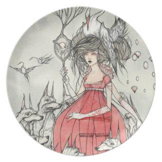 St. Bride Plates